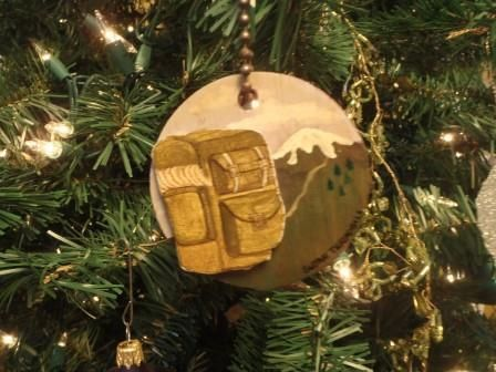 Decorating The Trek Tree