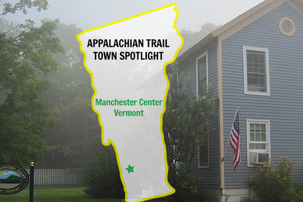 Appalachian Trail Town Spotlight: Manchester Center, VT