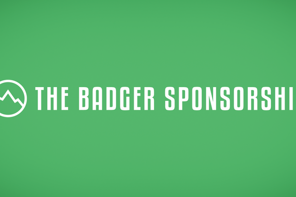 Announcing: The Badger Sponsorship 2017