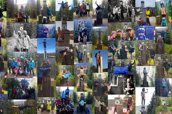 Meet the Class of 2016: 149 Glorious Pacific Crest Trail Thru-Hiker Completion Photos