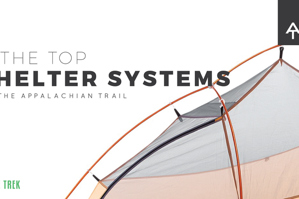 The Top Tents and Hammocks on the Appalachian Trail: 2016 Thru-Hiker Survey