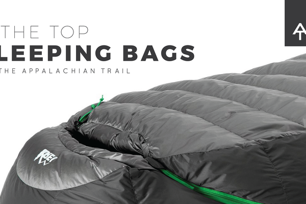 The Top Sleeping Bags on the Appalachian Trail: 2016 Thru-Hiker Survey