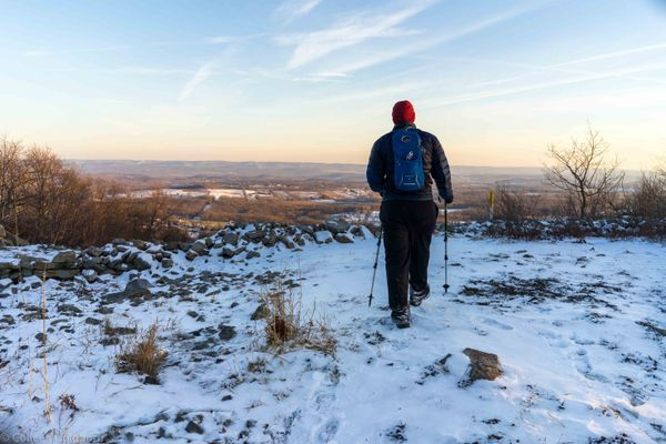How To Suffer Less During Your Next Winter Hike