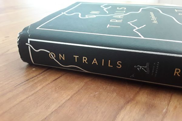"Book Review: ""On Trails: An Exploration"""