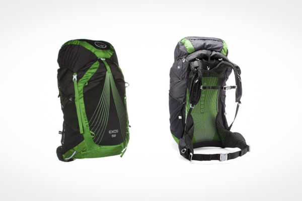 Gear Review: Osprey Exos 58