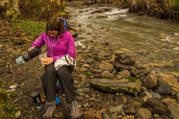 Becoming The Backcountry Foodie: a dietitian's dream!