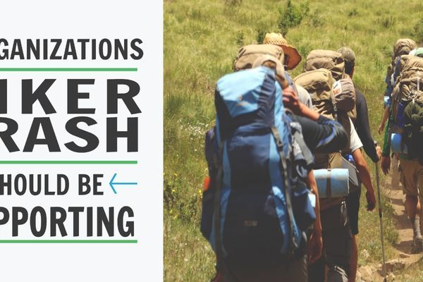 6 Organizations Hiker-Trash Should Be Supporting