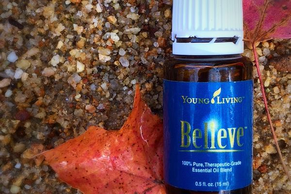 Essential Oils on the Trail…For the Love of the Knees