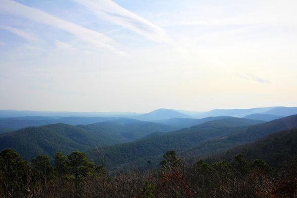 An Ode to Ouachita National Recreation Trail
