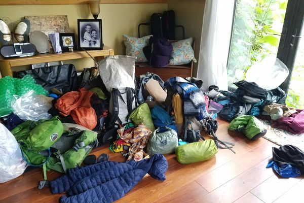 My Ever-changing AT Gear List