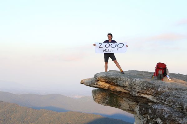Finding My Purpose on the Appalachian Trail