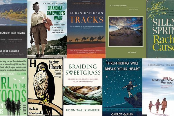 10 Books on Hiking and Nature Written by Women