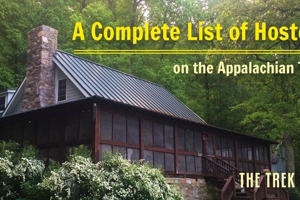 Complete List of Hostels on the Appalachian Trail