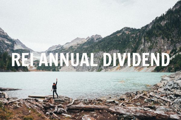 REI Dividends Are Out: Here's How to Find Yours