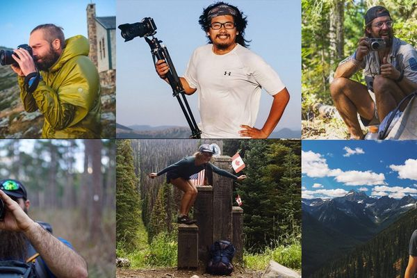 6 Thru-Hiking Photographers You Need to Be Following