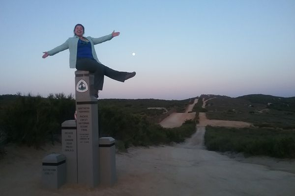Under the pink moon: My first week on the PCT
