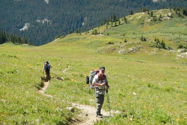 You Don't Have To Become A Thru-Hiker To Become A Backpacker