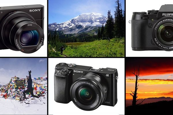 The Best Cameras and Lenses for Hiking and Backpacking