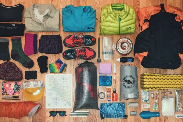 My 14 lb Home: A Pacific Crest Trail Gear List with Weight Breakdown