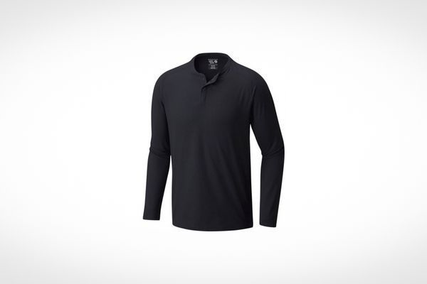 Gear Review: Mountain Hardwear AC Long Sleeve Men's Henley
