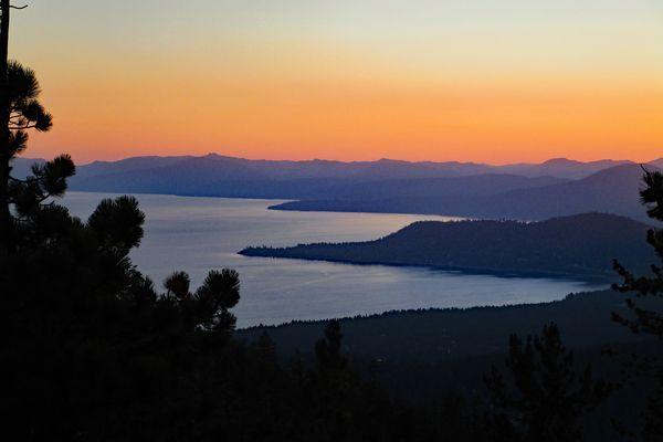 Tahoe Rim Trail: 170 Miles Around—Yep—Lake Tahoe