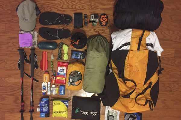 Efficient and Capable: My Gear List