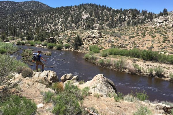 Video Update: Mile 600 to Kennedy Meadows (Mile 702)