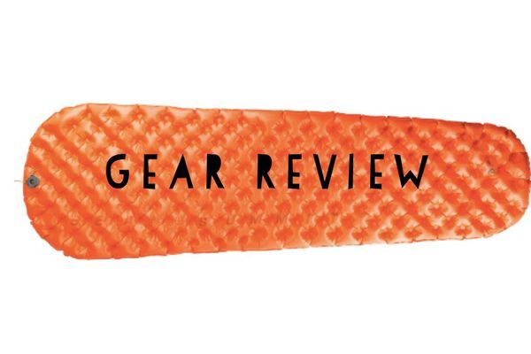 Gear Review: Sea to Summit UltraLight Insulated Sleeping Mat