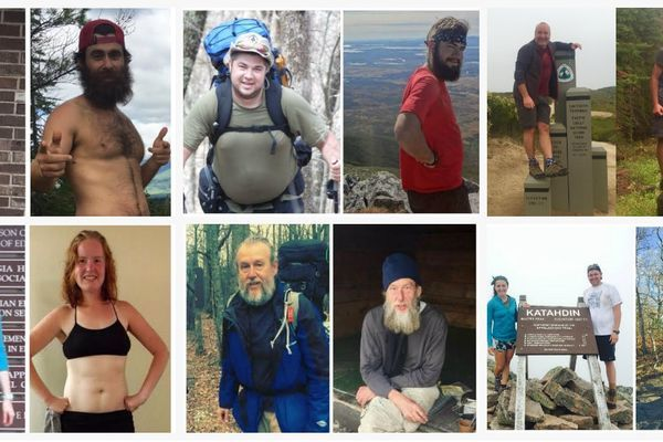 24 Insane Thru-Hike Transformation Photos