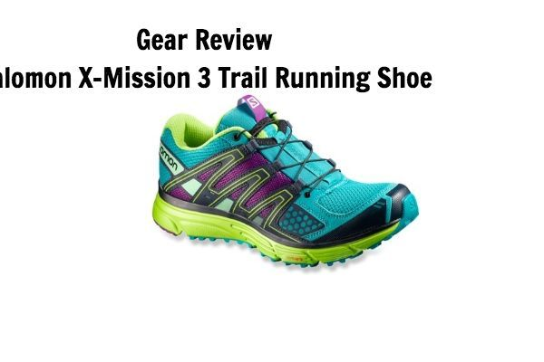 Gear Review: Salomon X-Mission 3 Trail-Running Shoe