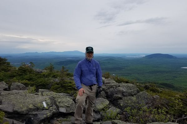 Katahdin and The 100-Mile Wilderness