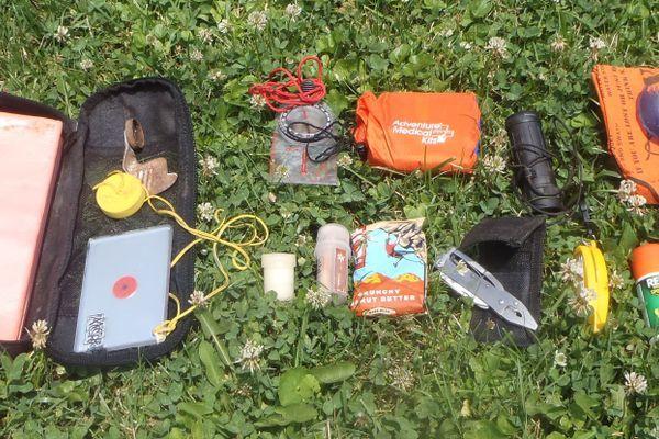 My Portable, Transferable, Multi-Sport Essentials Kit