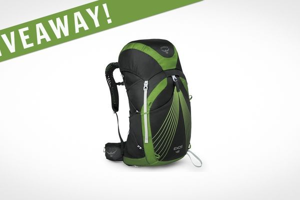 Exclusive Trek Giveaway! Win an Osprey Exos 58 with Afletik