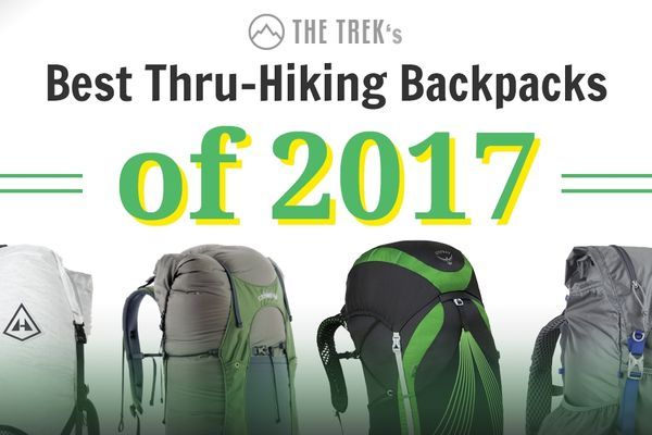 Best Thru Hiking Backpacks of 2017