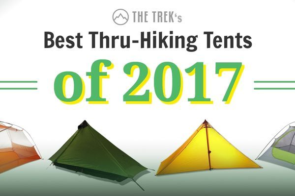 Best Thru Hiking Tents of 2017