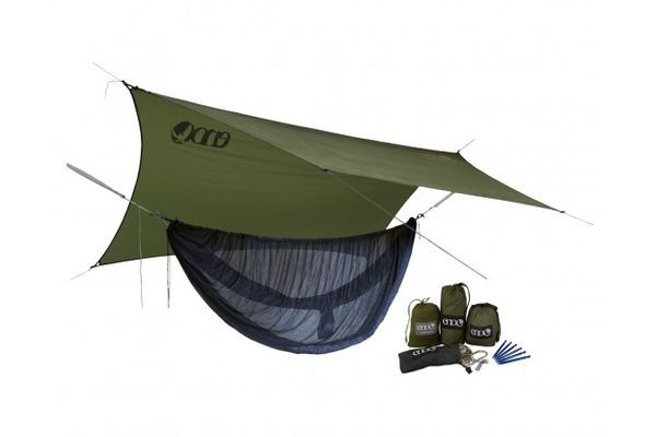 Gear Review: ENO SubLink Hammock Shelter System
