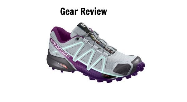 Gear Review: Salomon Speedcross 4 Trail-Running Shoes