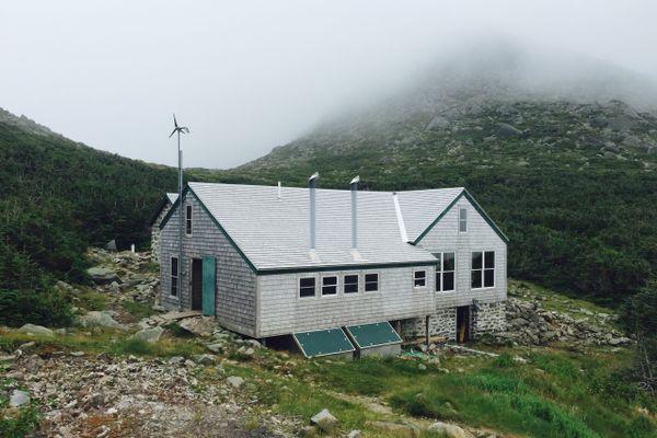 Appalachian Mountain Club Closes White Mountains Huts for 2020