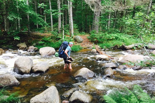 SOBO Step I: Getting Through the 100-Mile Wilderness