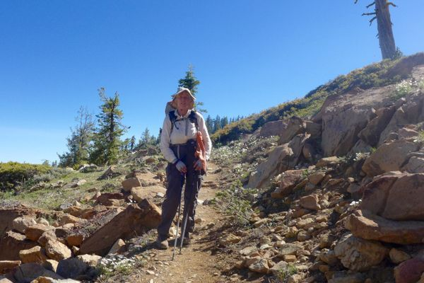 How to Lose Your Age on the Trail