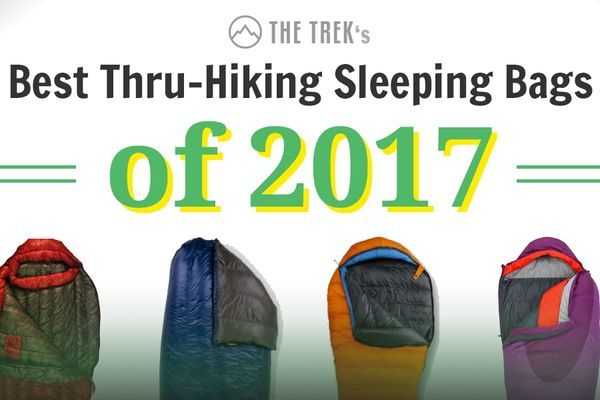 2017 Best Sleeping Bags for Thru Hiking