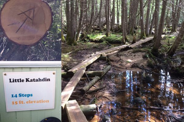 Lessons learned from the AT….and TRAIL MAGIC at home!