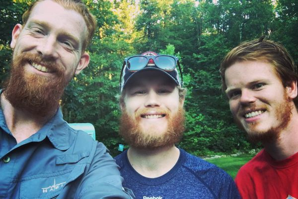 Putting this Gingerly: What's With All of the Redheads on the AT?