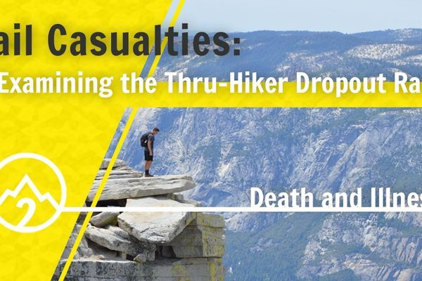 Examining the Thru-Hiker Dropout Rate (Part II)