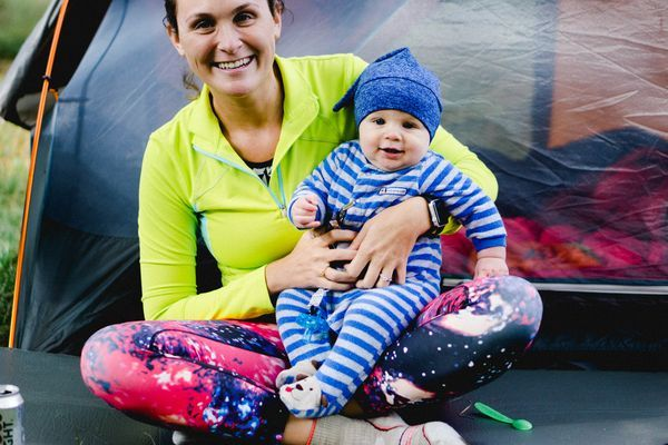 Must-Have Pack List for Hiking with a Newborn