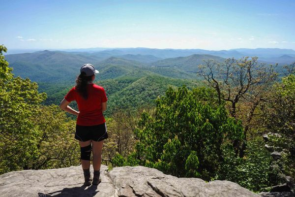 Georgia:? Must-See Day Hikes on the Appalachian Trail?