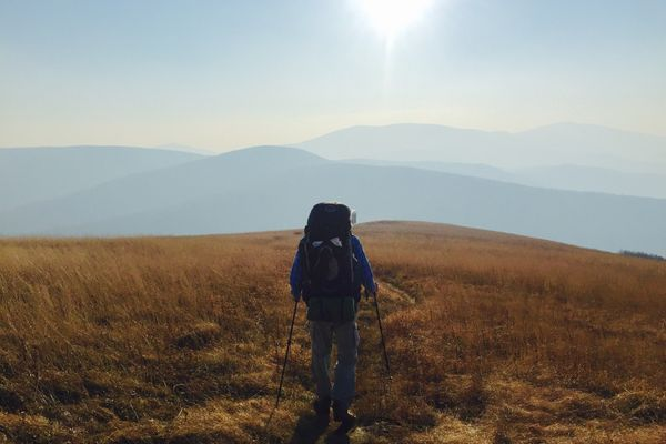 Three-Minute Appalachian Trail Thru-Hike [Watch]