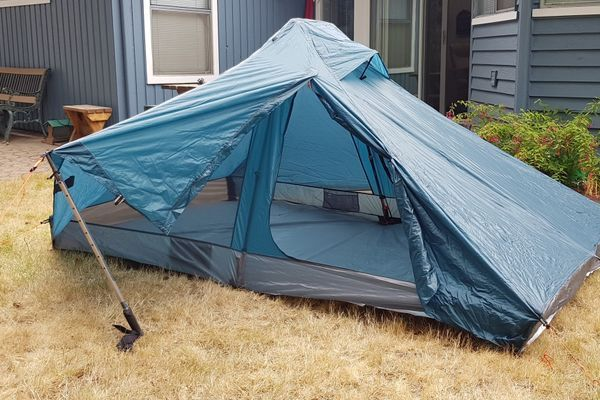 Initial Impressions of the Lightheart Duo Tent
