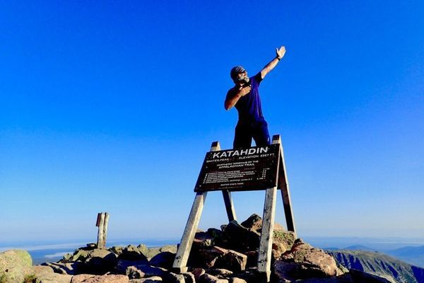 Congratulations to these Appalachian Trail Thru-Hikers! (Week of 9/11/17)