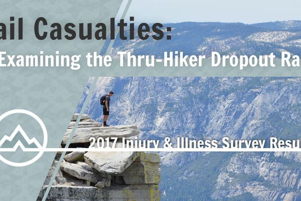Examining the Thru-Hiker Dropout Rate: Survey Results